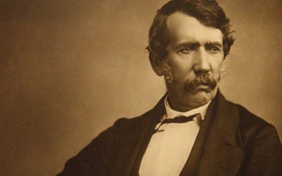 David Livingstone – The boy from Blantyre who became an African legend