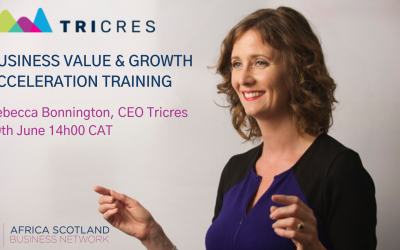 ASBN & TRICRES Webinar –  Business Value & Growth Acceleration Training