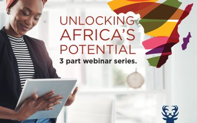 Unlocking Africa's Potential: 3 Part Webinar Series