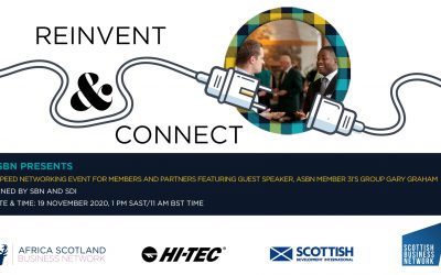 Reinvent & Connect – Members & Partners Speed Networking Online Event
