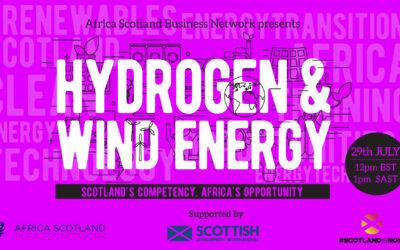 ENERGY TECH EVENT SERIES 2021 – Hydrogen & Wind Energy
